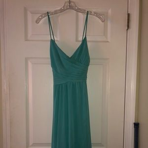 Bill Levkoff bridesmaid dress!